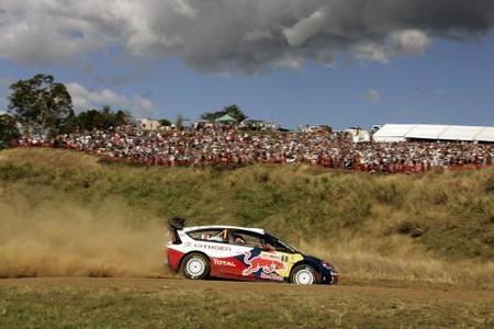 Sébastien Loeb vuelve a ganar y se aprieta el campeonato