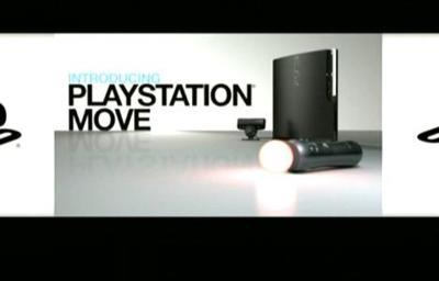 PlayStation Move, el nuevo sistema de control de Sony llegará en otoño