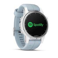 En la tienda Worten de eBay, te puedes ahorrar esta semana 150 euros en el reloj multideporte Garmin Fénix 5S Plus en color azul