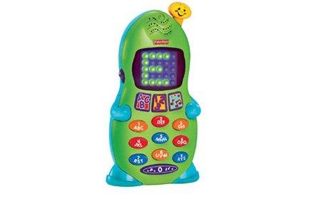 Tienes una llamada: tu hijo de 10 meses al teléfono (los 10 juguetes más queridos)