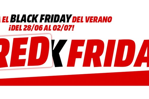 """Mediamarkt celebra su """"Black Friday del Verano"""": superofertas del 28 de junio al 2 de julio"""
