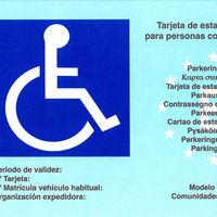 Contra la picaresca de los aparcamientos para PMR, Salamanca pone foto a las tarjetas de discapacitados