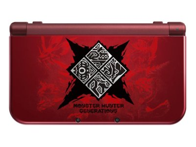 Monster Hunter Generations ya tiene  fecha de salida y llegará con su propia consola conmemorativa