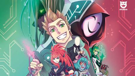 'Virtual Hero', las aventuras animadas de Rubius ya tienen fecha de estreno en Movistar+