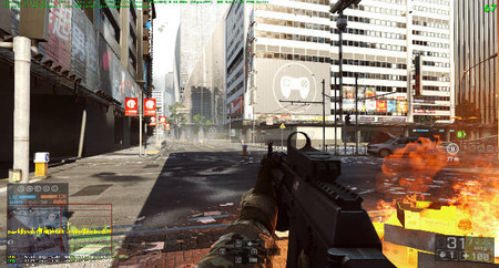 Battlefield 4 recibe un parche que habilita Mantle en PC