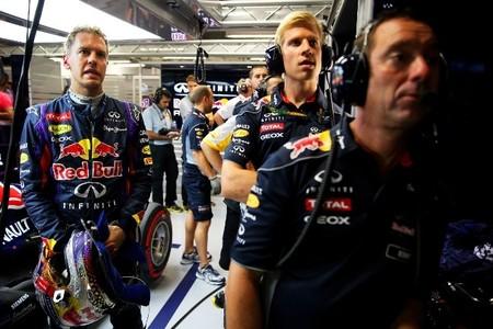 Sebastian Vettel deprime a la Fórmula 1