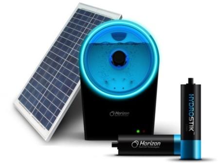 Horizon Hydrofill, tu estación de hidrógeno en casa para recargar tus baterías