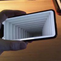 """Efectos visuales """"mágicos"""": esto es lo que ocurre cuando juntas ARKit y Face Tracking en un iPhone X"""