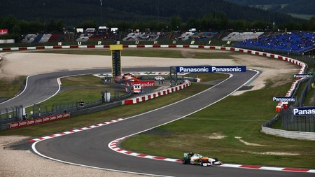 Nurburgring F1 2009