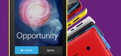 Con WP8 aumentó un 100% la descarga de apps desde una tienda que sigue expandiéndose