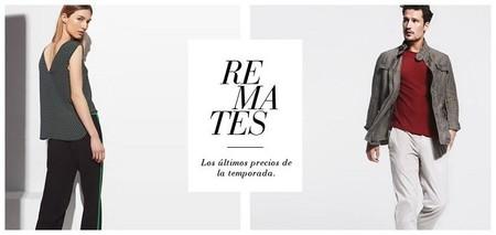 Aprovecha los últimos precios en el 'remate final' de Adolfo Dominguez