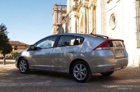 Honda Insight, prueba (versiones y valoración)