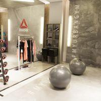 El gym más cool y fashion se encuentra en Bershka...