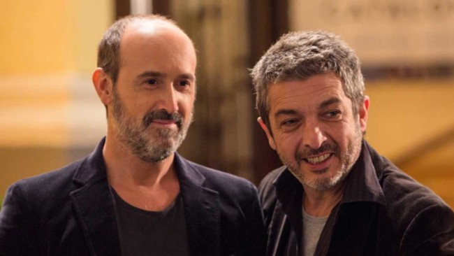Javier Cámara y Ricardo Darín