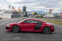 Audi R8 V10 S-Tronic, prueba (exterior e interior)