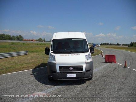 Fiat Ducato, presentación y prueba en Italia (parte 2)