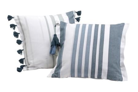 Textiles navy