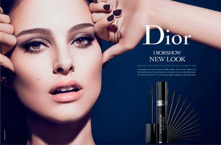 Natalie Portman censurada en UK por el excesivo photoshop en la campaña de Christian Dior
