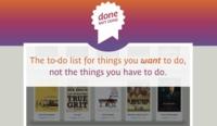 Done Not Done, recuerda todo lo que quieres ver, leer o escuchar