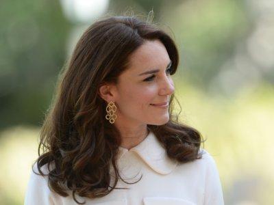 Kate Middleton continúa su visita a la India con dos looks muy diferentes pero perfectos