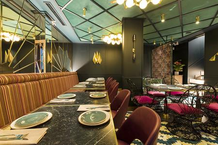 Restaurantes Hindúes Madrid
