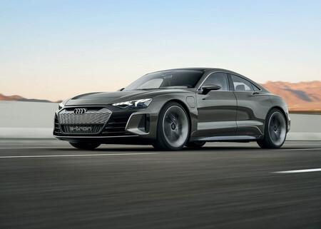 Audi E Tron Gt coche eléctrico