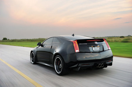 Hennessey VR1200 Twin Turbo CTS-V