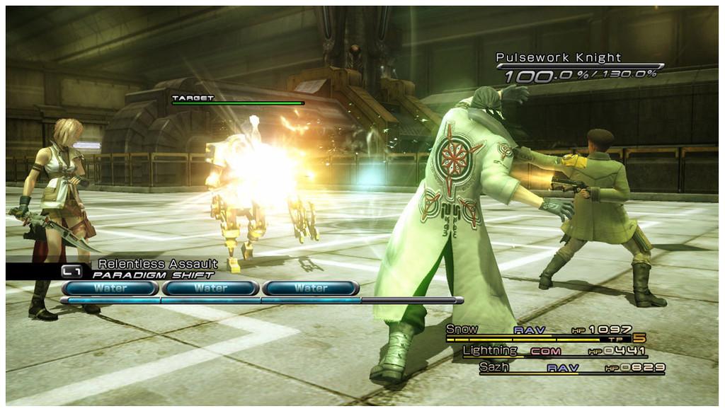 Foto de 'Final Fantasy XIII', nuevas imágenes (15/21)