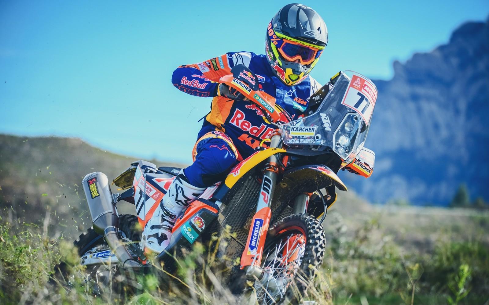 Foto de KTM 450 Rally Dakar 2019 (9/116)