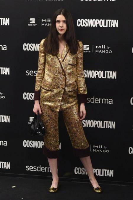 Brianda de Jorge Acuña Premios Cosmo 2014