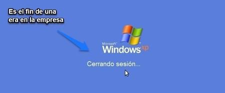 Hoy es el fin del soporte oficial de Windows XP y Office 2003, el fin de una era