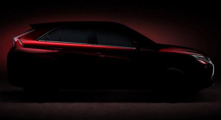 Mitsubishi presentará un SUV en Ginebra, y parece que esta vez no es un prototipo