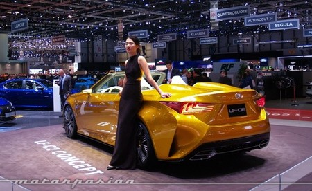 Lexus Lf C2 Concept Ginebra 650 4
