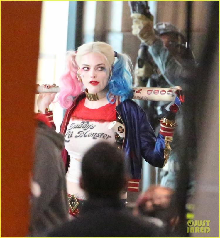 Foto de 'Suicide Squad', nuevas imágenes del rodaje (1/9)