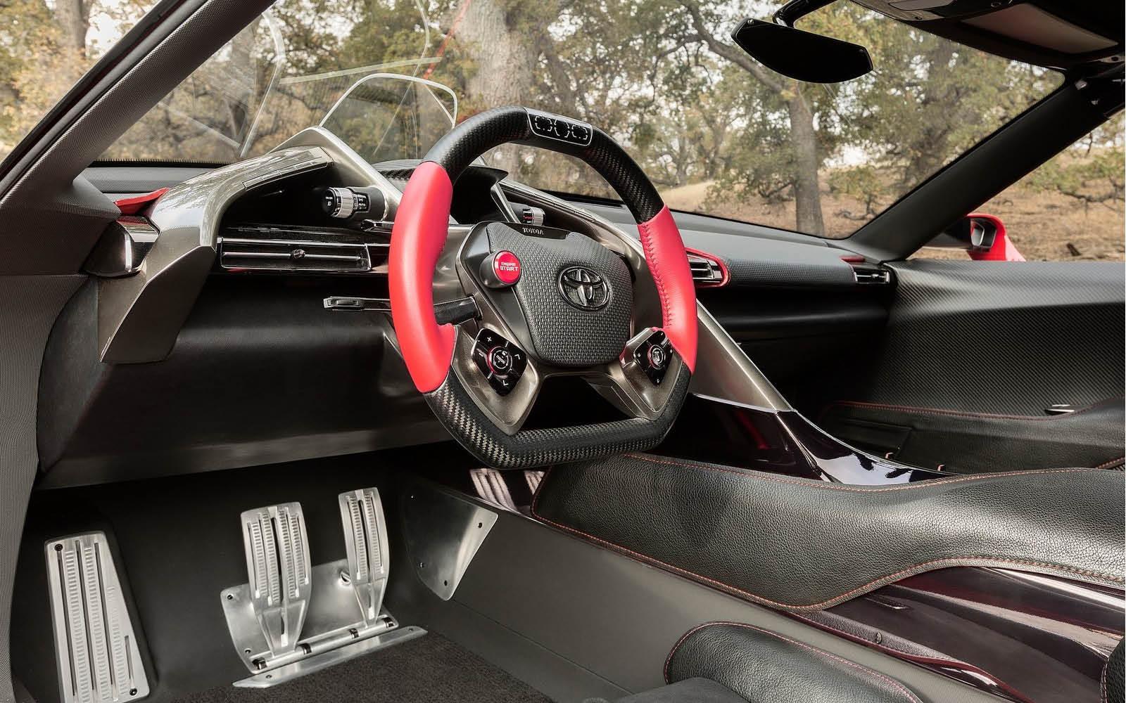 Foto de Toyota FT-1 Concept (23/31)