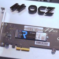 OCZ competirá en el mercado de SSDs basados en NVMe con RevoDrive 400 PCIe