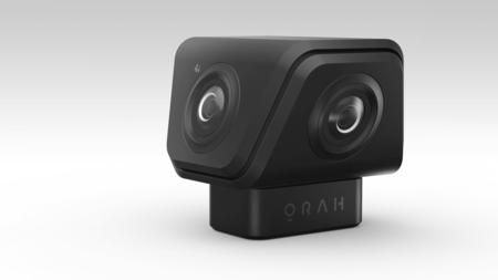 """Esta es la primera cámara """"asequible"""" que promete transmitir en directo videos en 360 grados"""