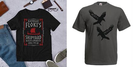 Camisetas Vikingos