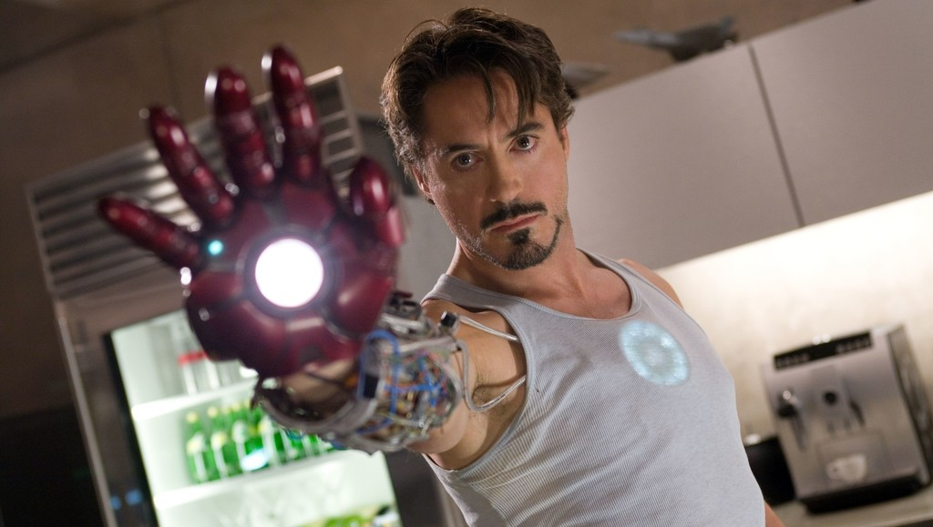 Robert Downey Jr. will be Iron Man in