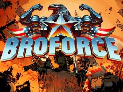 Los usuarios han hablado: el primer juego confirmado para marzo en  PS Plus es Broforce