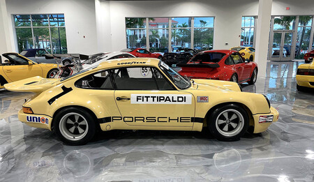 Porsche 911 RSR IROC (1974)