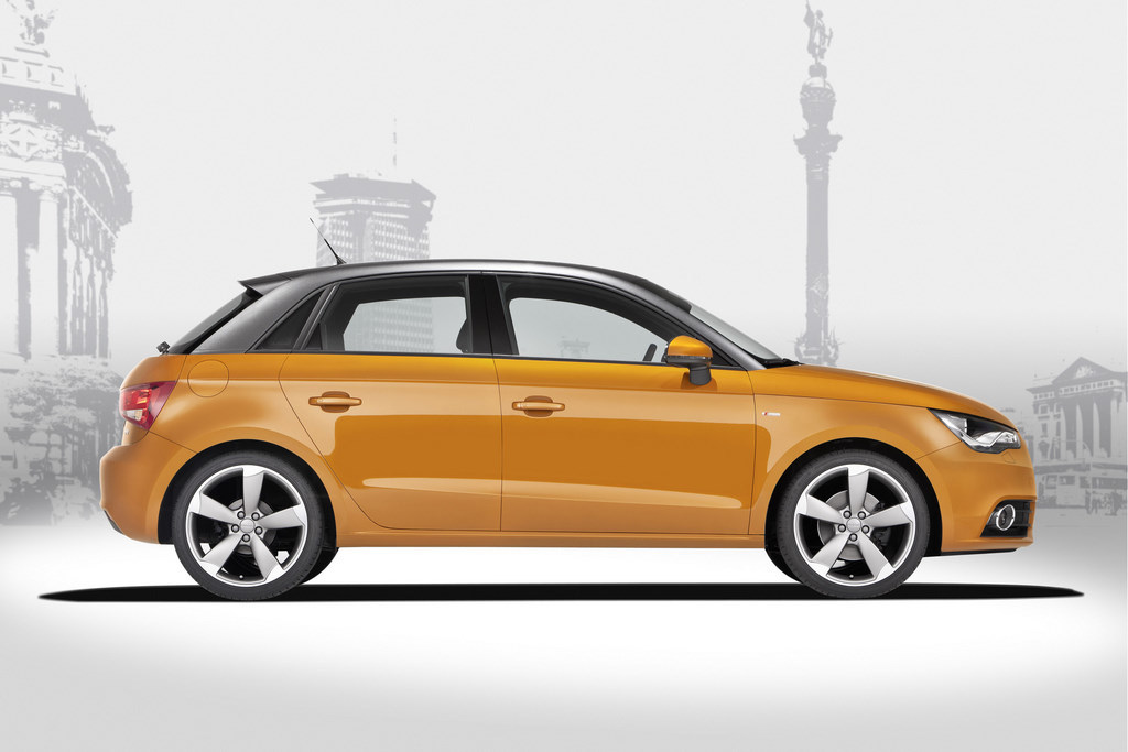 Foto de Audi A1 Sportback (14/21)