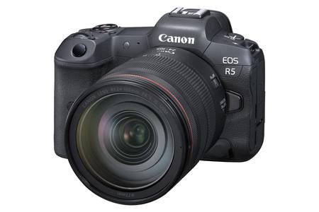 Canon eos r5 en españa