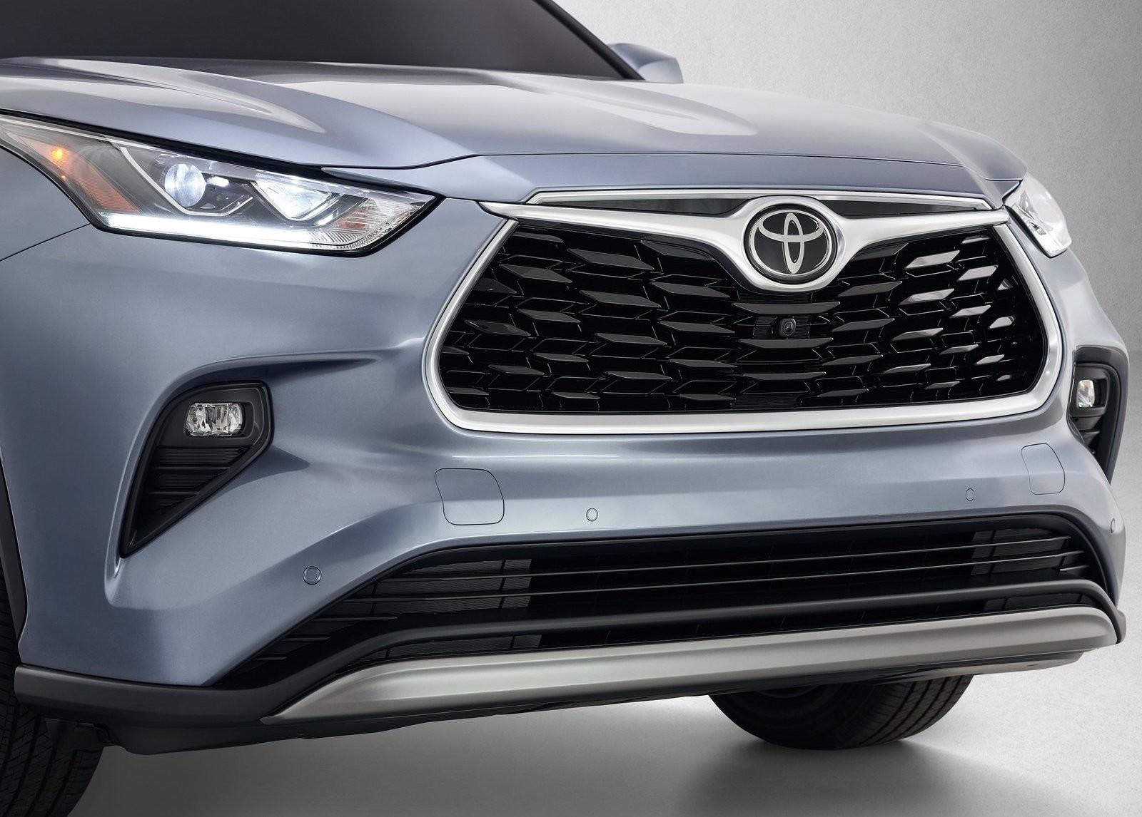 Foto de Toyota Highlander 2020 (13/13)