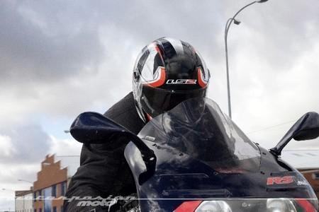 casco LS2 prova