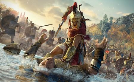 Assassin's Creed: Odyssey nos deja con un nuevo tráiler cinemático dedicado a sus dos protagonistas [GC 2018]