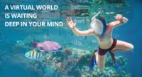 El fondo del mar en nuestra piscina será posible con las gafas de realidad virtual Nautilus