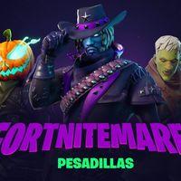 """El cubo de Fortnite explota y desata una oleada de """"monstruos"""" con motivo de Fortnitemares"""