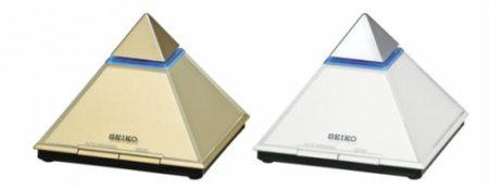 Seiko rescata el PyramidTalk, un reloj con forma de pirámide