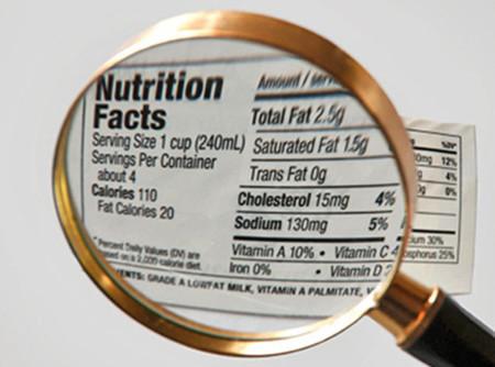 Aprende a distinguir la publicidad de las etiquetas de la comida